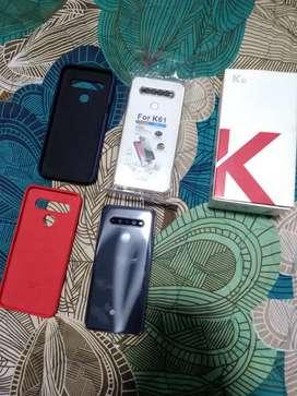 Vendo o cambio lg k61 128 gb como nuevo