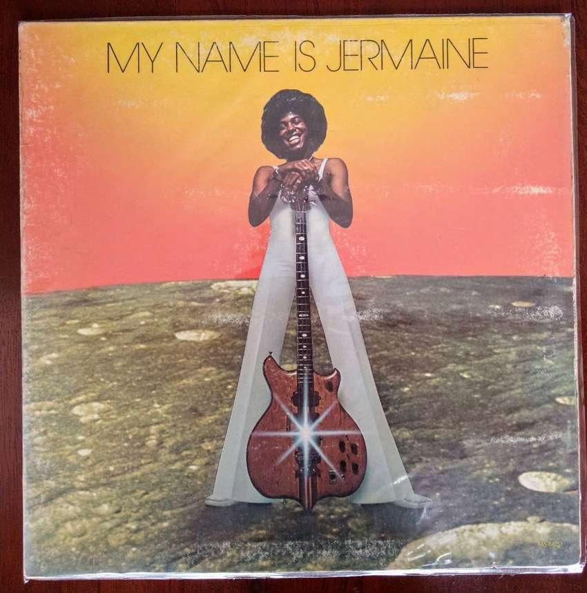 LP Vinilo de Colección - My Name Is Jermaine 0
