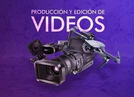 Video, Fotografía, Diseño gráfico y Desarrollo web