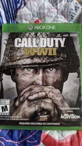 Calle Of duty WW2 barato !!!