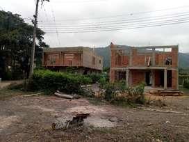 villeta, Casa Campestre conjunto en construccion