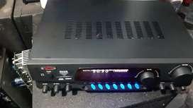 Amplificador nuevo USB fm