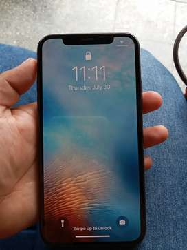 Vendo iphone X 10