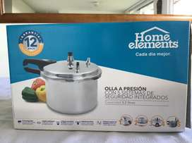 Olla a presion Home Elements