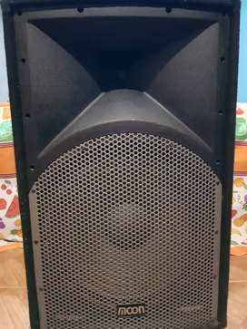 "Woofer moon eko 15"" vendo o permuto"