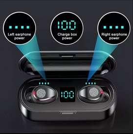 Audifonos Bluetooh F9 auriculares Inalambricos - Nuevo en caja