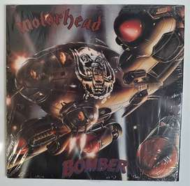 Motörhead Bomber Lp Bronze Polydor 2013 180 Gramos