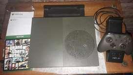 Vendo Xbox one s 1 tb edicion battlefield segunda mano  Rosario, Santa Fe