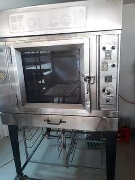 Se vende lindo horno giratorio 5 bandejas