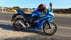 En venta Suzuki GIXXER SF 155 $7.200.000