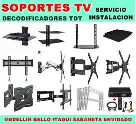 Bases para bafles tv en todo medellin tendederos de ropa mallas de seguridad soportes video beam techo piso escritorio