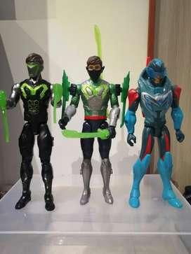 Figuras de acción Max Steel 1
