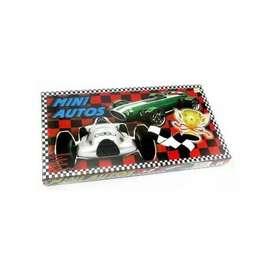 Juego De Mesa Familiar Mini Autos 2 A 4 Jugadores$