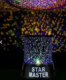OFERTON LAMPARA STAR MASTER LUZ LED