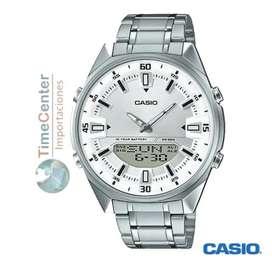 Reloj Casio Digital, Análogico Para Hombre AMW-830D-7AVDF