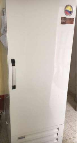 Congelador Vertical 100% Cobre Inducol