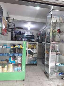 se vende negocio de papelería diagonal a la UDES