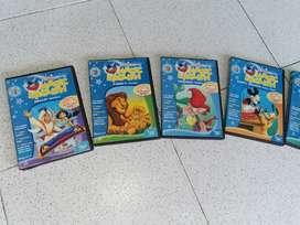 DVD Curso de inglés Magic English de Disney's. Original de segunda