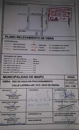 """Atencion """"INVERCIONISTAS"""" Vendemos Loteo, Maipu."""