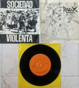 LP RADIX Y SOCIEDAD VIOLENTA