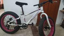 Super bici arenera nena R 20