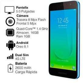 Regalo Samsung J2 Core 16gb Dual 4g 8MP 5MP Negro