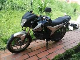 Yamaha sz modelo 2013 en buen estado