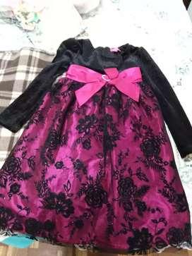 Venta de vestidos para su niña, solo por hoy