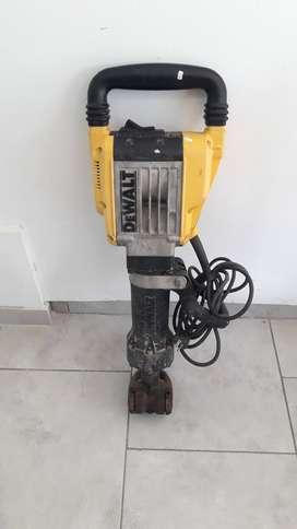 Martillo Demoledor Dewalt 41 Joules 1600w 28mm D25960