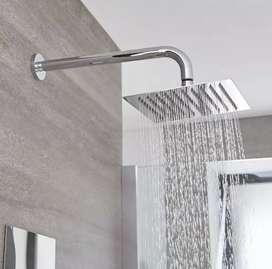 Vendo duchas de acero inoxidable