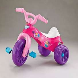 Triciclo Barbie Fisher Price En Rosa 25kg 2-5años Original