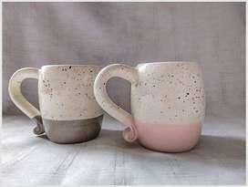 Mate/Posillo de ceramica