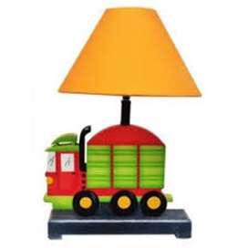 lampara tipo camion