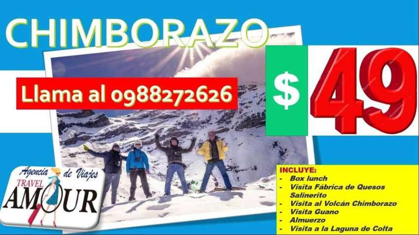 Full day Chimborazo 0