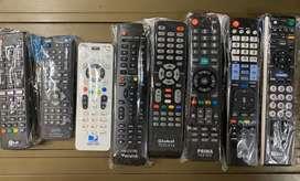 Controles Remoto para Tv con Pilas