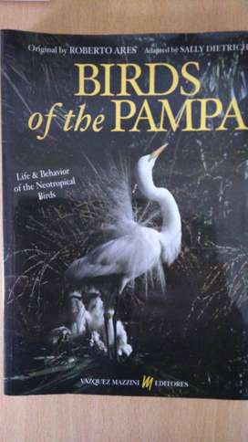 BIRDS OF THE PAMPAS