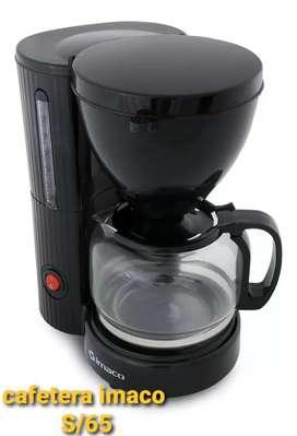 Cafetera , olla arrocera y plancha