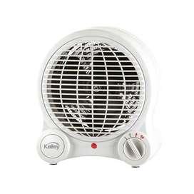 Calefactor Calentador De Ambiente Kalley K-ca18 Blanco + obsequio