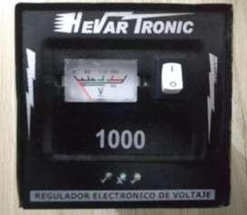 REGULADOR ELECTRONICO DE VOLTAJE HEVAR TRINIC