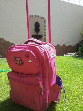 mochila LS&D de carrito para niña