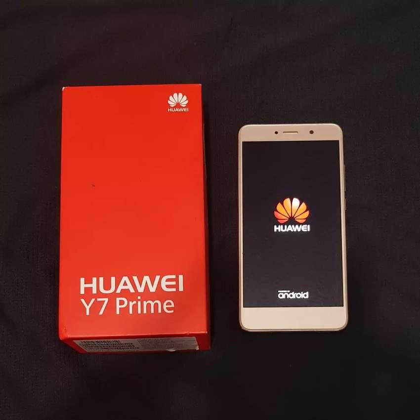Huawei Y7 Prime 0