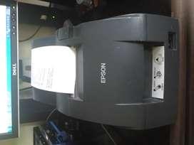impresora epson tmu 220 pd