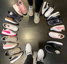 Zapatos para toda la familia