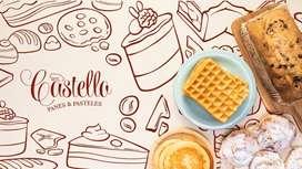Se busca Panadero con conocimiento de pastelería con experiencia - turno noche