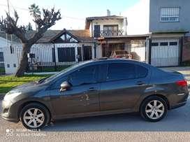 Vendo o permuto menor valor Peugeot 408 full tope de gama .. mod 2011 con gnc