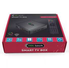 Tv Box Android Convertidor En Smart Tv