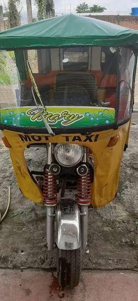 Mototaxi tuko
