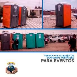 alquiler de baños portátiles para obras y proyectos