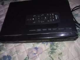 Reproductor DVD Philips con HDMI y USD