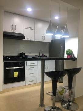 Se vende hermoso apartamento en Bochalema